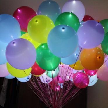 Светящиеся шары,  долговременные