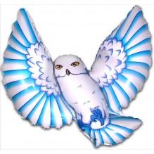 Сова (синяя) / Owl