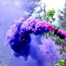 Цветной дым Фиолетовый 60 сек
