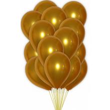 25 золотых шаров