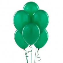 25 зеленых шаров