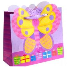 """Пакет-открытка """"Бабочка"""""""