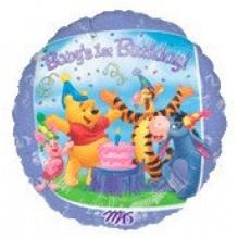 Винни Пух и друзья 1й День рождения