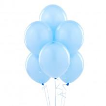25 голубых шаров