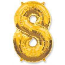 Восемь (золото)