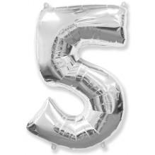 Пять (серебро)