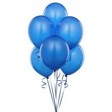 25 синих шаров