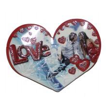 "Валентинка ""Love"", пара"