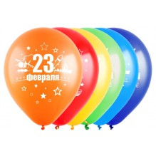 23 февраля (3 дизайна), Ассорти Пастель, 2 ст.