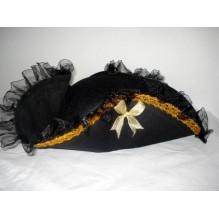 Шляпа-треуголка «Пират»