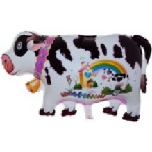 Корова, без метализации