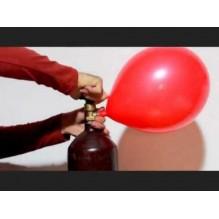 Надуть гелием Ваш шарик - 1 порция гелия