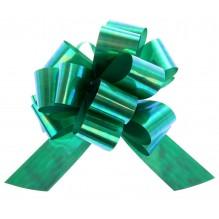 """Бант  - шар """"Зеленый перламутр"""""""