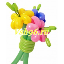 Букет из 3 цветков