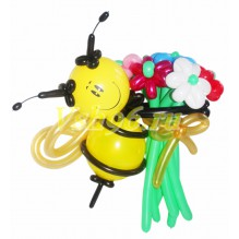 Пчелка с Букетом (7 цв)