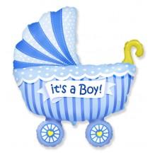 Коляска Это мальчик / Baby buggy boy