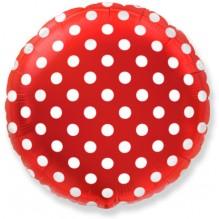 Горох (Красный) / Dots Red