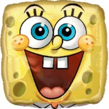 Спанч Боб Лицо / SpongeBob Square Face