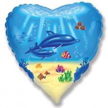 Дельфинья семья / Family Dolphin