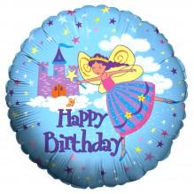 Фея-Принцесса С днем рождения