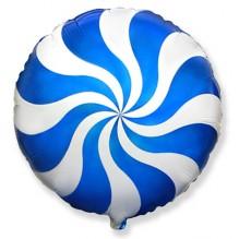 Карамель (голубой) / Candy Blue Flex Metal