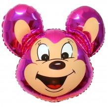 Мощный мышонок (фуксия) / Mouse