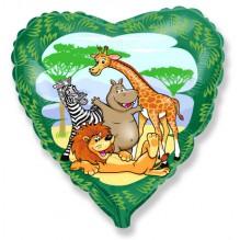 Друзья в Джунглях (Мадагаскар) / Friends in Jungle