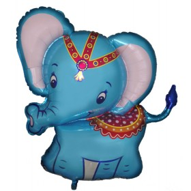 Слоненок (голубой) / Baby elephant blue