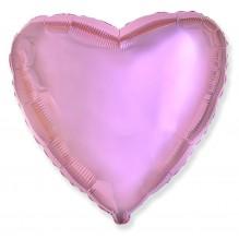 Сердце Розовый нежный / Light Pink