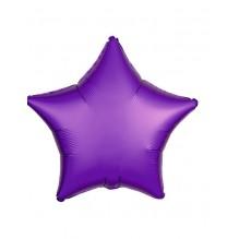 Звезда Фиолетовый Сатин Люкс / Satin Luxe Purple Royal Star S15