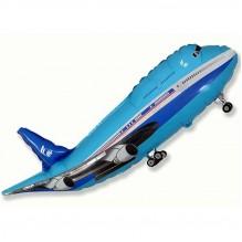 Самолет (синий) / Plane