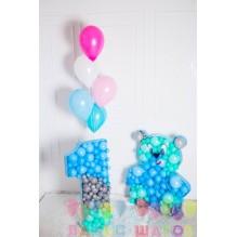 """Набор """"Аромозайка на первый день рождения"""""""