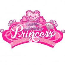 Корона принцессы с бриллиантами / Princess crown & gem P35